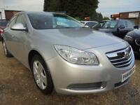 2009 09 VAUXHALL INSIGNIA 1.8 EXCLUSIVE 5D 140 BHP 1 OWNER ONLY 68K MILES WITH F