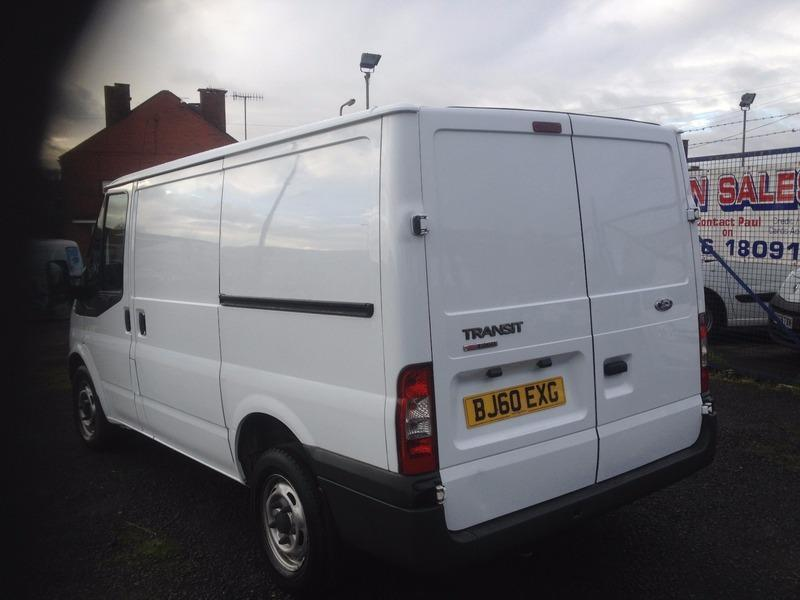 FORD TRANSIT SWB VAN, 1 OWNER FROM NEW. WE HAVE A CHOICE OF THESE VANS IN STOCK