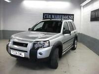 2004 Land Rover FREELANDER TD4 HSE STATION WAGON Manual Estate