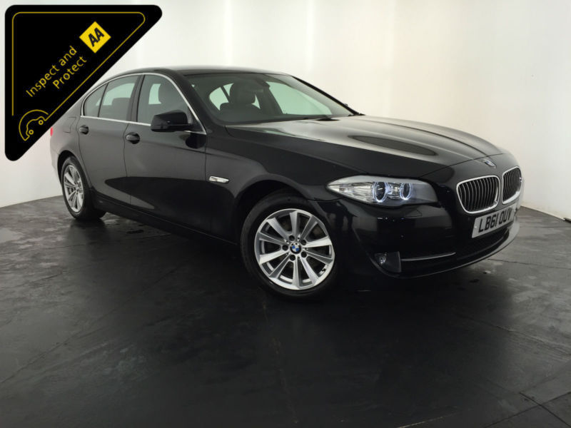 2012 BMW 520D EFFICIENT DYNAMICS 184 BHP 1 OWNER FINANCE PX WELCOME