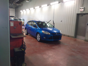 2012 Ford Focus *Saftied*