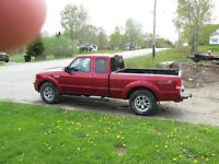 2011 Ford Ranger none Pickup Truck