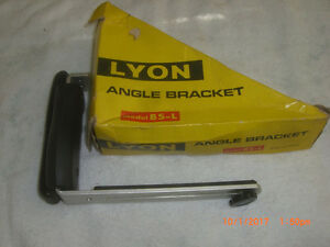 Lyon Model BS-L Camera Flash Angle Bracket Made in Japan