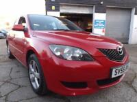 Mazda Mazda3 1.6 TS2 P/HISTORY LOTS OF RECEIPTS DRIVE AWAY TODAY!