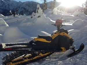 Ski-Doo Summit X trade for Quad