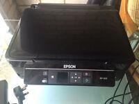 Epsom printer scanner