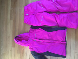 Girls Columbia 2pc Snowsuit
