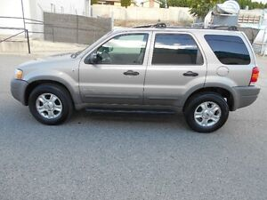 2001 Ford Escape XLT AWD Auto New Tiers