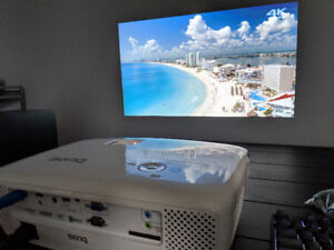 BenQ HT2150ST Short Throw 1080P Entertainment Projector