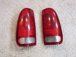 Ford F150 Tail Lights 1997 to 2003
