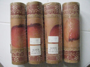 Brand new Wall Paper Border $5 each roll (total 4 rolls = $16)