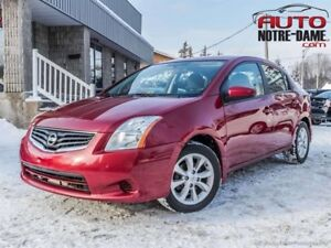 Nissan Sentra 4dr Sdn I4 2.0 AUTOMATIQUE AIR ** NOUVEL ARRIVAGE