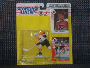ERIC LINDROS  STARTING LINEUP FIGURES London Ontario image 1