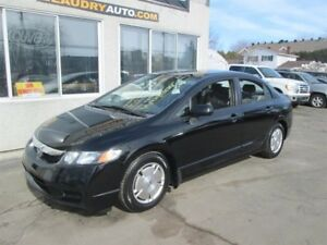 Honda Civic Sdn 4dr Man DX-G 2009
