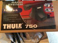 THULE Rapid system 750 footpack (as new)