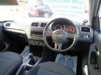 2013 VOLKSWAGEN POLO Match Edition 1.4