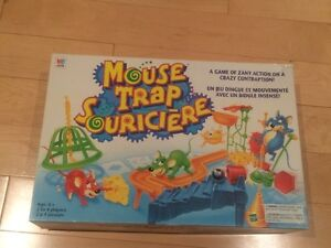 Mouse Trap Game, MB - for age 6+