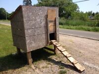 Chicken coop for sale Reduced