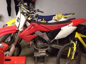 2 Dirt-bikes for sale