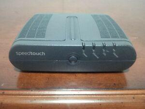 Thomson SpeedTouch ST516v6 ADSL DSL Modem