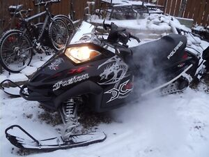 Polaris Fusion 600, great sled!!!! low miles