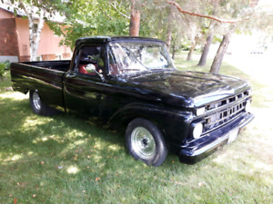 """""""Wicked""""   1965 ford f250"""