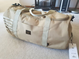 NEW Herschel Supply Co Military Duffle Bag HSCO Surplus Division