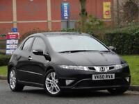 Honda Civic 1.8 i-VTEC 2010 ES +PAN ROOF + FULL HONDA SERV HISTORY