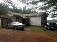 Great waterfront property with huge cottage retreat potential!!!