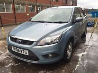 Bargain Ford Focus tdci estate long MOT ready to go