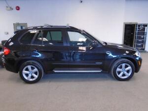 2009 BMW X5 DIESEL! BLACK ON BLACK! 7 PASS! MINT! ONLY $15,900!
