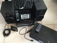 Sony Giga Juke music system