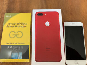 IPhone 7 Plus Product RED