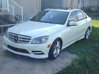 *** MERCEDES C-300 4 MATIC 2011 ***