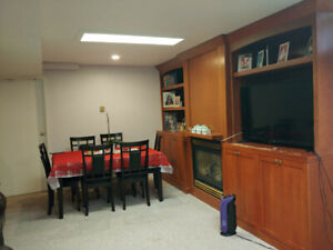 Spacious 2 BR Basement Apt for Rent in Pickering
