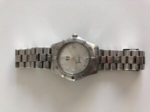 Tag Heuer Men's Watch, Silver Color