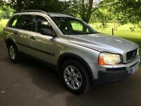 Volvo XC90 2.9 AWD Geartronic 2005MY T6 SE Low miles 64k Full Mot 2 owner