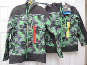 """Jackets, Spring/Fall, """"Free Country"""" 6-6X, 7/8, BNWT"""