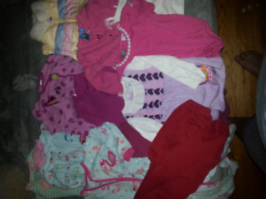 24 month girls clothing lot