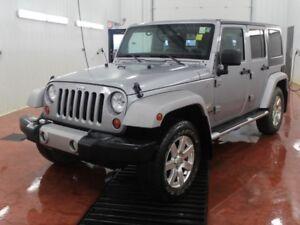 2013 Jeep Wrangler Unlimited Sahara  - Uconnect - NAVIGATION - $