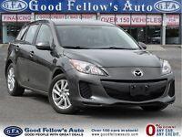 2012 Mazda Mazda3 GX MODEL