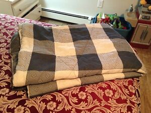 Double Size Double Sided Blanket
