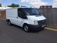 Ford Transit 2.2 260 SWB Low Roof 2006 56 REG 0NLY 82,000 MILES NO VAT