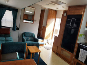 RV for rent in Maple Creek