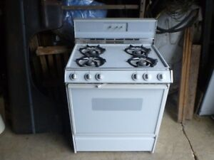 White Gas Stove – Full size