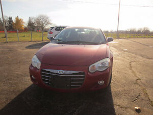 2004 Chrysler Sebring LXi Sedan London Ontario image 3