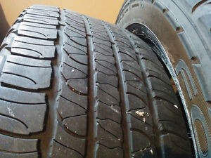 245/60/R18 - Goodyear Fortera HL - two tires for sale - $60 Windsor Region Ontario image 3