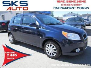 Chevrolet Aveo LS (GARANTIE 2 ANS INCLUS) FINANCEMENT MAISON 201