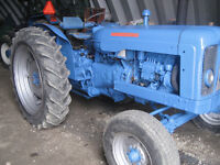 FORDSON SUPER MAJOR DIESEL