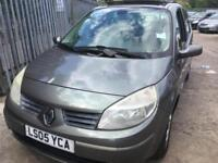 Renault Grand Scenic 2.0 136 Dynamique 7 SEATS ONLY 61000 MILES, AUGUST 19 MOT